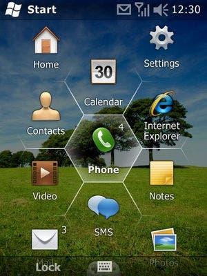 Captura de Windows Mobile