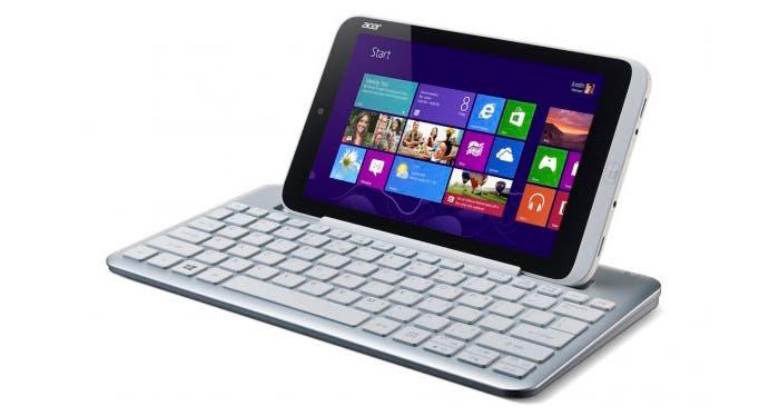 Filtrada de nuevo la Acer Iconia W3
