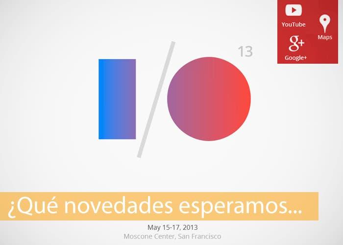 Google Apps durante el Google I/O