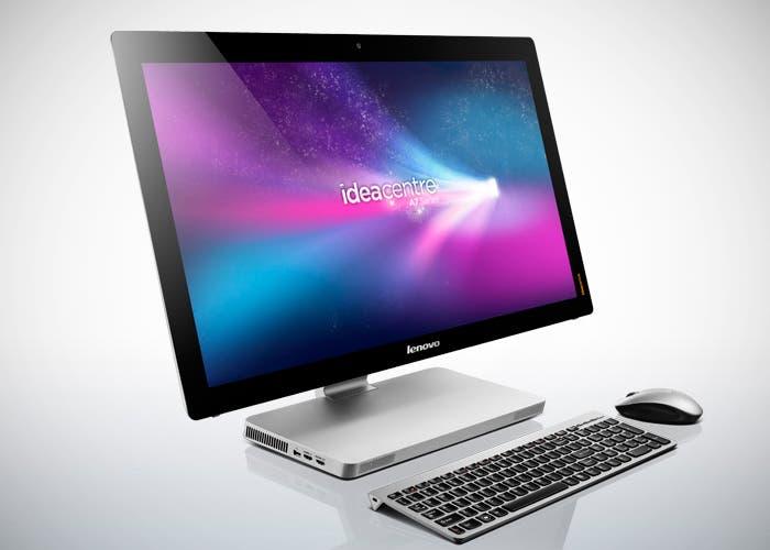 Lenovo IdeaCentre A720 destacada