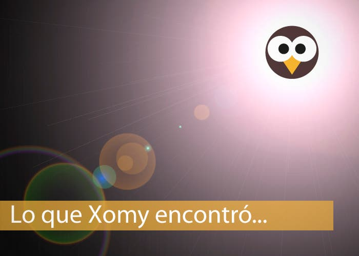 Lo que Xomy encontró (I)