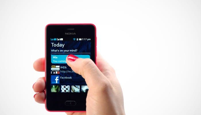 Nokia Asha es la nueva plataforma para móviles de los finlandeses