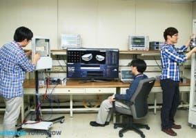 Samsung avanza en la investigación de las redes 5G