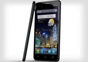 El smartphone Alcatel One Touch Idol Ultra