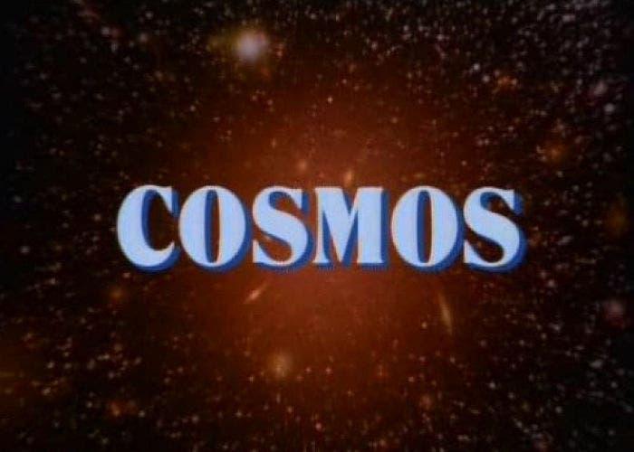 Imagen de la serie Cosmos de Carl Sagan
