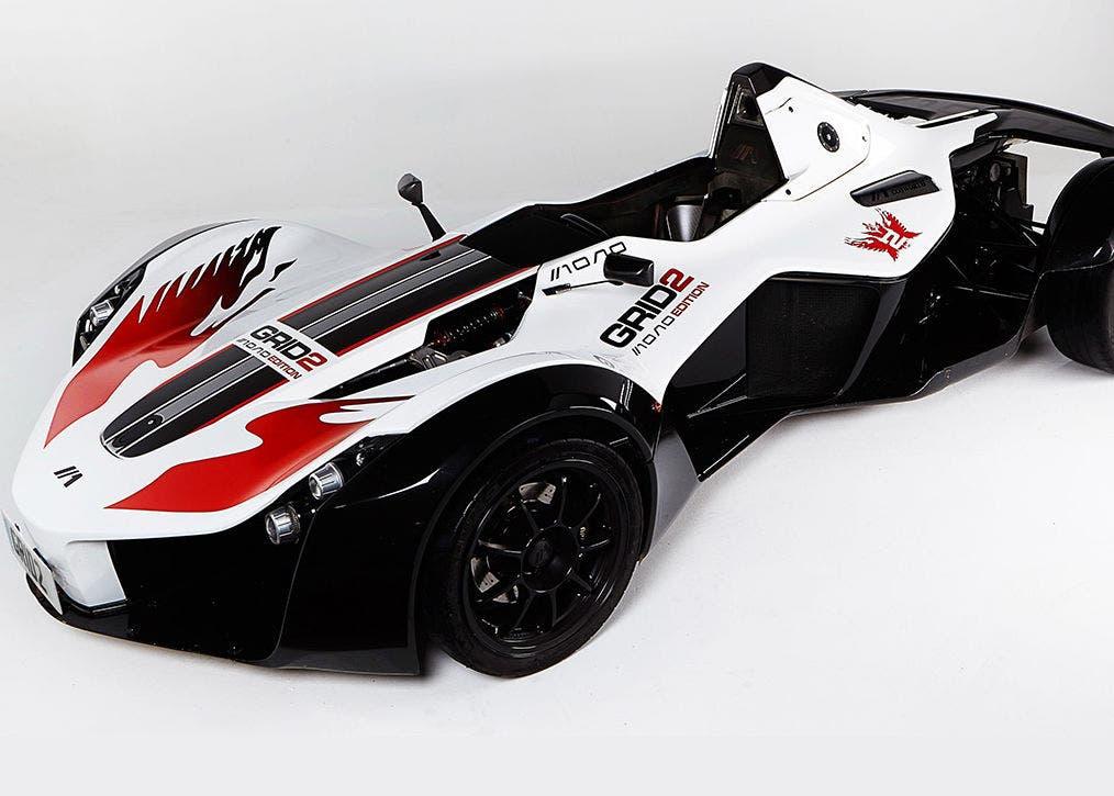 Imagen del coche del GRID 2: Mono Edition
