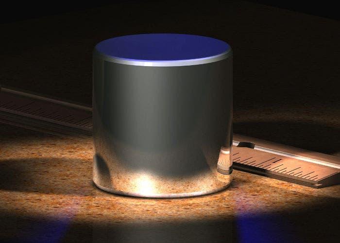 Imagen del patrón de kilogramo