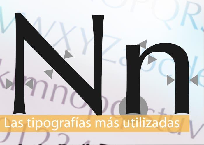 Las tipografías más utilizadas 10: Tipografía Optima