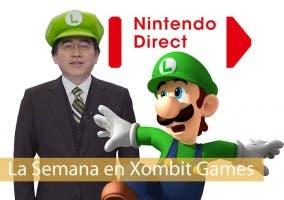 Montaje sobre el Nintendo Direct
