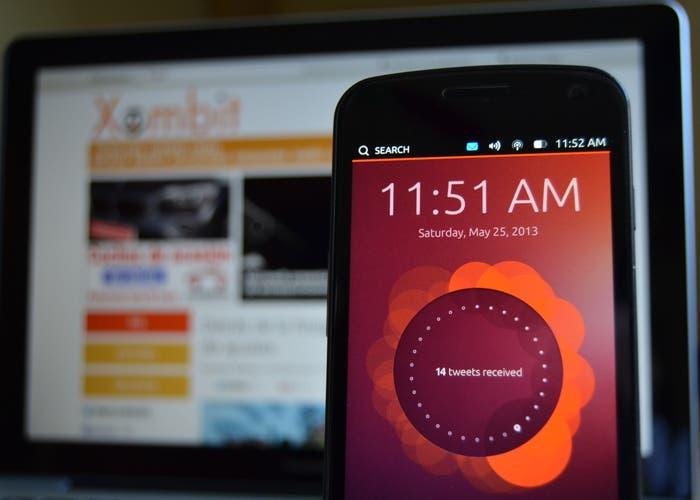 Ubuntu Touch y Xombit