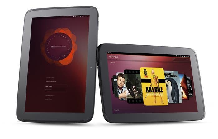 Ubuntu en tablets