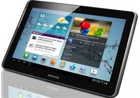 Imagen del Samsung Galaxy Tab 2 10.1