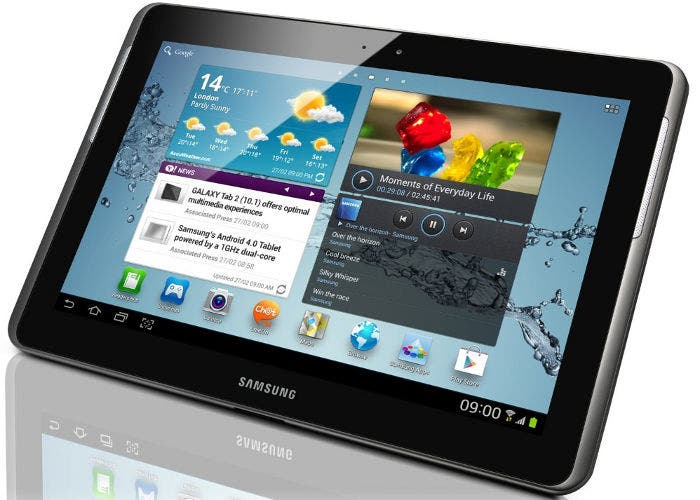 how to create picture file on samsung 4 tablet
