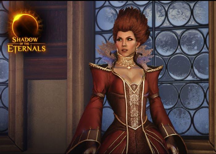 Imagen del juego Shadow of the Eternals