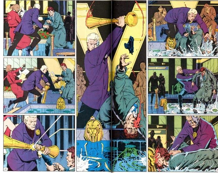Cómic-Watchmen
