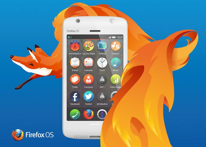Mozilla Firefox OS terminales low cost