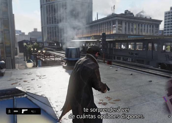 Captura On-game