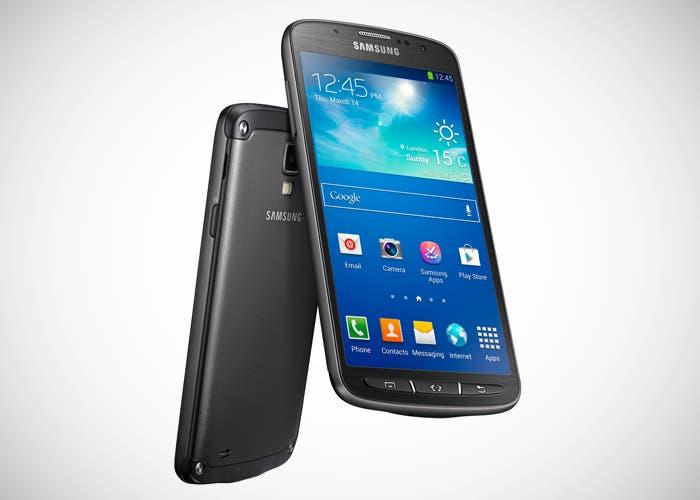 Presentación oficial del Samsung Galaxy S4 Active