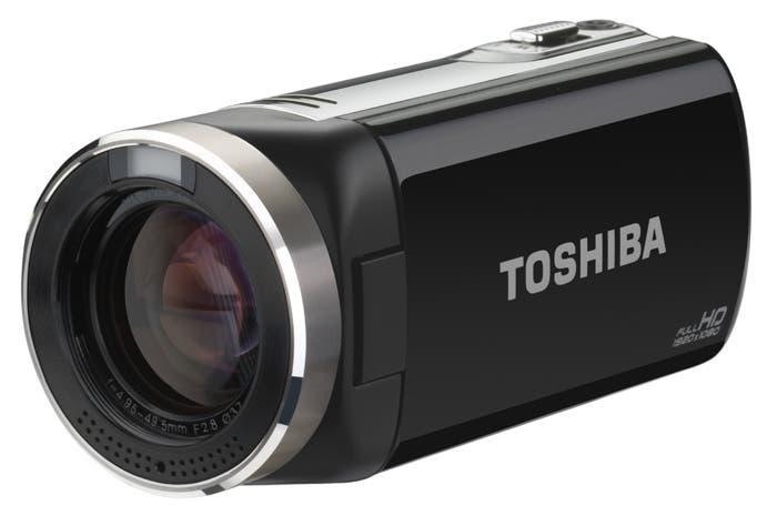 Toshiba Camileo X150 la nueva cámara de vídeo compacta