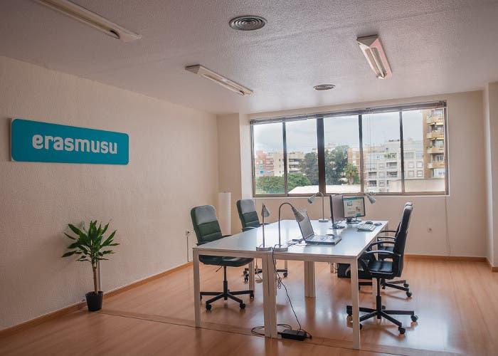Imagen de la oficina de Erasmusu