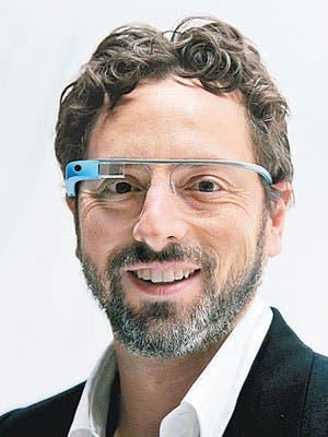 imagen de promoción de google glass