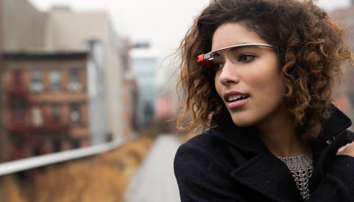 imagen promocional google glass