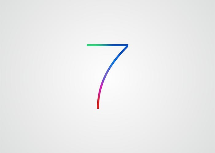 Imagen de logotipo de IOs 7