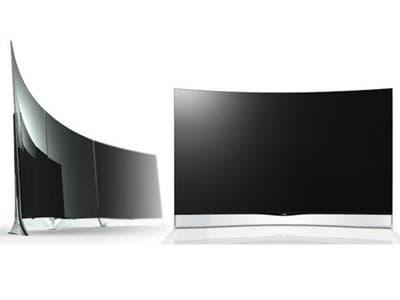 detalle frontal y con doble pantalla