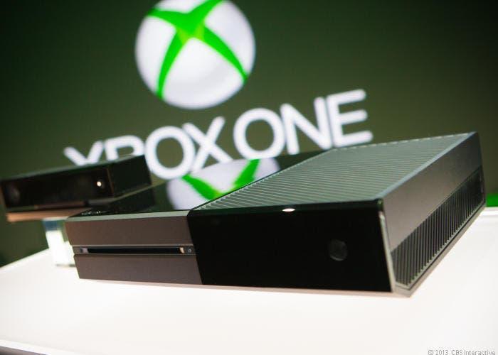 Consola Xbox One de Microsoft