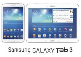 Samsung presenta dos nuevos dispositivos de la gama Galaxy Tab 3