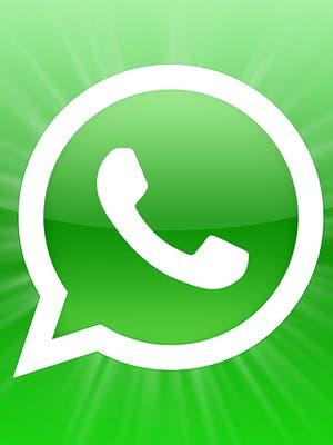 logo whatsapp en detalle