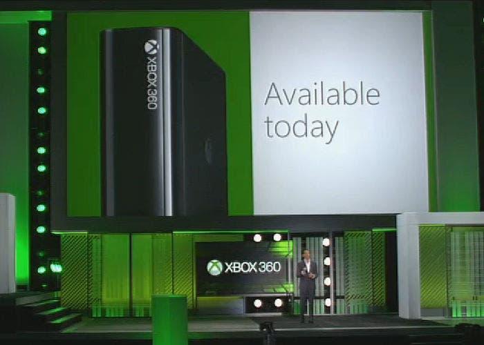 Rediseño de Xbox 360