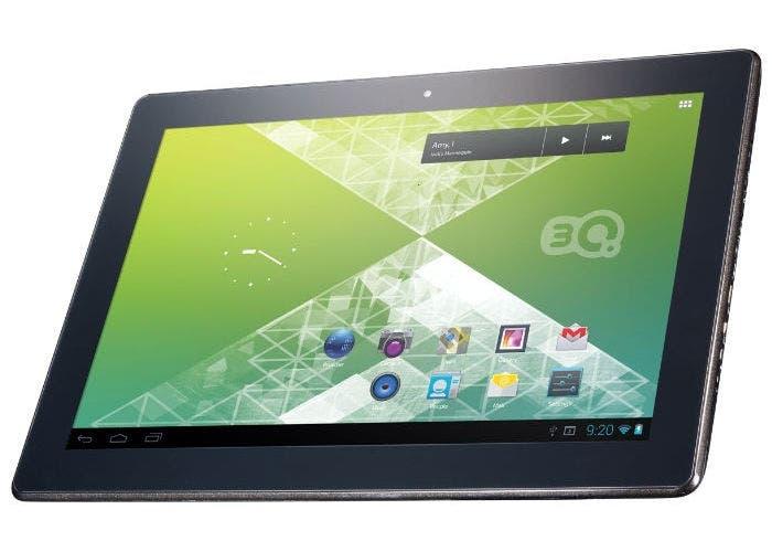 Imagen del tablet 3Q Qoo RC1301C