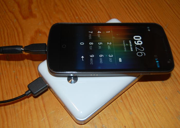 8 - Carga dispositivo