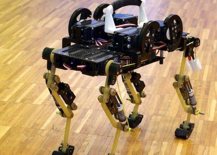Imagen del robot