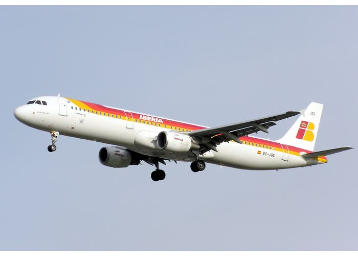 Imagen promocional Iberia