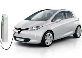 Coche eléctrico Renault