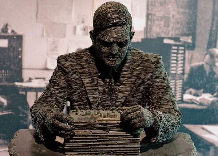 Estatua de Alan Turing
