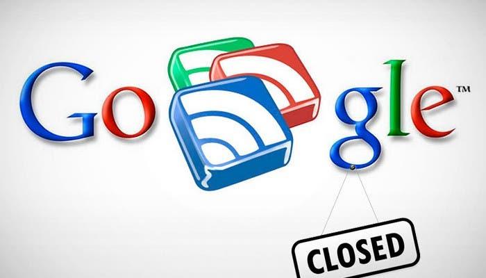 El adiós de Google Reader