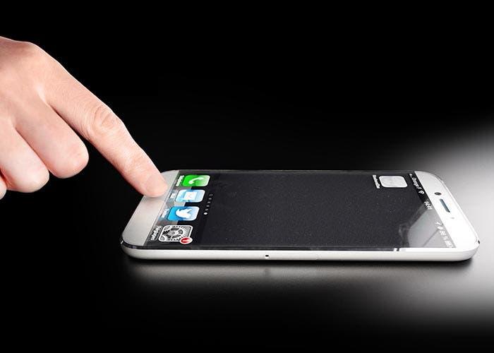 Concepto de iPhone