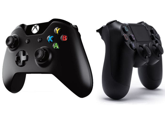 Mandos de PlayStation 4 y Xbox One
