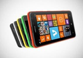 Imagen de varios Nokia Lumia 625
