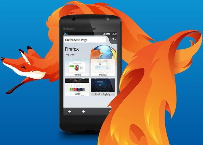 Firefox OS ha llegado