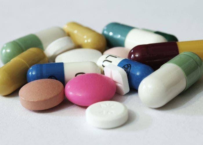 Imágenes de varias pastillas