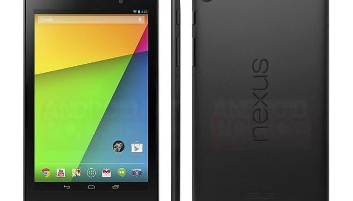 Nueva Google Nexus 7
