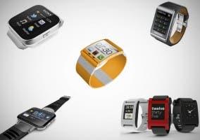 Imágenes de varios Smartwatch