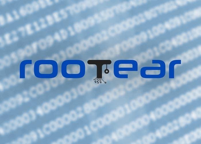 Logo de Rootear, nuevo blog de Difoosion