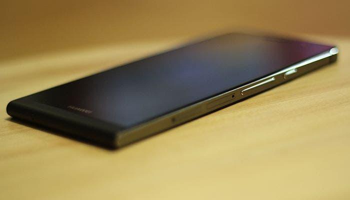Análisis del Huawei Ascend P6 por parte del equipo de Andro4all
