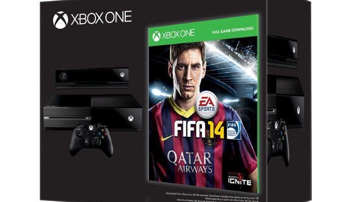 FIFA 14 para Xbox One