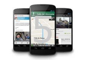 Montaje del Google Nexus 5